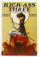 KICK-ASS THREE (2014) #6 OPENA Variant HIT GIRL Origin MILLAR NM Ships FREE!