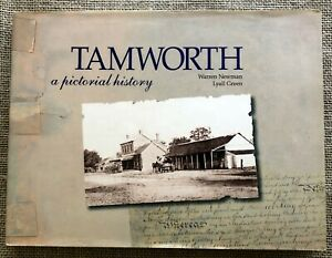 Tamworth A Pictorial History Newman Green Illustrated Maps Gold Farmers Settlers