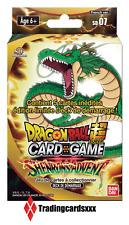 ♦Dragon Ball Super Card Game♦ Deck de Démarrage : Shenron's Advent - VF/SD07