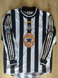 Newcastle United shirt Alan Shearer home shirt 1997/99 Size XL