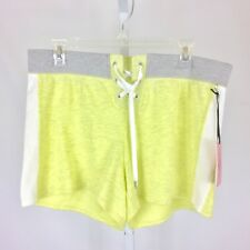 Juicy Couture Womens Shorts Into The Tropics Luminary Green Size Large NWT