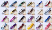 12pcs Mixed Colour or 6pcs Choose Colour Nail Art Striping Tape Buy 3 Get 3 Free