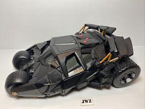 Batman DARK KNIGHT BATMOBILE Assault Tumbler Vehicle DC Comics (Not Tested)