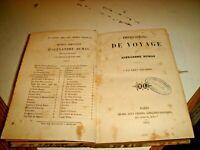 Impressions De Voyage Le Villa Palmieri de A.Dumas - Levy Paris 1855