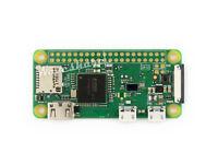 Low-cost Raspberry Pi Zero W 1GHz 512MB ARM with Built-in WiFi/Bluetooth