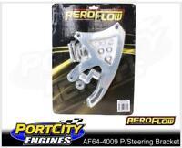Aeroflow Power Steering Bracket Ford V8 302 351 Cleveland Saginaw Pump AF64-4009