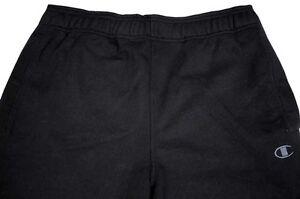 Champion Super Fleece Pant Sweatpants Sizes L & XL Black  &  Navy