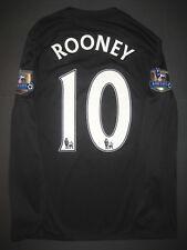 2009-2010 Nike Manchester United Wayne Rooney Jersey Shirt Long Sleeve England