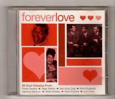 (HX725) Forever Love, 25 Cool Classics - 2010 CD