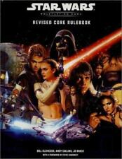 Revised Core Rulebook (Star Wars Roleplaying Game), Bill Slavicsek, Andy Collins