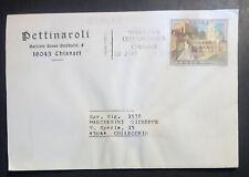 ANNULLO MECCANICO MOSTRA ORCHIDEA - CHIAVARI - GENOVA - 1981