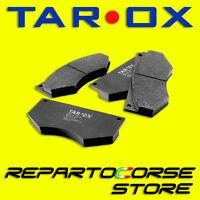 PASTIGLIE FRENO ANTERIORI TAROX 112 - FIAT PUNTO GT 1.4 TURBO - 0731
