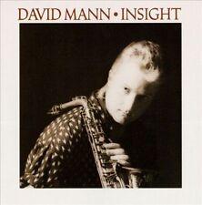 Insight by David Mann (Sax) (Cassette, Feb-1989, Antilles)