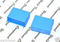 2pcs- PHILIPS (BC) MKP378 1uF 400V 5% Pitch:27.5mm Film Capacitor - 222237852105