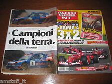 AUTOSPRINT 2002/43=GTA FIA ESTORIL PICCINI=DAVID COULTHARD=RALLY RITORNO CUNICO=