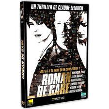 16618 // ROMAN DE GARE - C LELOUCH / F ARDANT / DVD NEUF