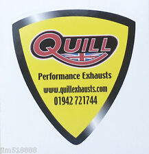 Motorcycle Decals | Stickers | Quill Exhausts