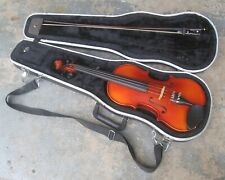 Amati's Antonio Violin w/ Bow & Case. 4/4 Full Size.