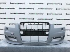 AUDI S6 ONLY SALOON ESTATE 2006-2011 FRONT BUMPER GENUINE [A942]