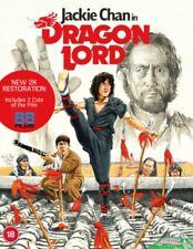 Dragon Lord 1982 Action Comedy Blu-ray Region B Jackie Chan 88 Films