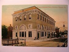 Emaus National Bank in Emaus Emmaus PA 1909