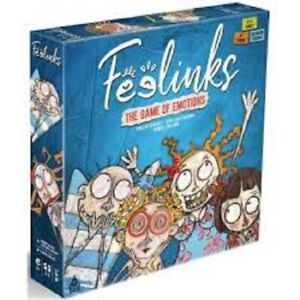 FEELINKS EMOTIONS BOARD GAME BRAND NEW & SEALED