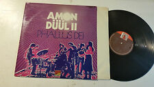 Amon Duul II Phallus Dei UK 1969 LP Psych Prog rare! sunset sls50257 glossy NM!!