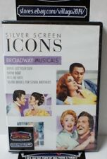 TCM Greatest Classic Films - Broadway Musicals  NEW DVD FREE SHIPPING!!