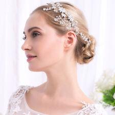 Bridal Crystal Rhinestone Hair Accessories Headband crystal  Bridal Headpiece