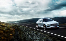 "2011 Volvo C30 R Design Auto Car Art Silk Wall Poster 24x36/"""