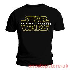 hommes Star Wars Officiel Force se réveille T shirt rétro vintage - XL 45-47