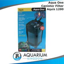 Aqua One Aquis 1200 External Canister Filter CF1200 Aquarium Fresh Salt Marine