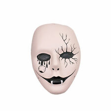 New Adult Pink Paintball Airsoft Games Protection Creepy Ghost Trot Mask H05510