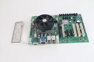 Adlink IMB-M40H Industrial Motherboard Intel Celeron G1620 / 4GB RAM