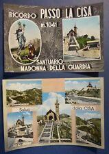 PARMA -  2 PASSO CISA - MADONNA DELLA GUARDIA - ANNI '60