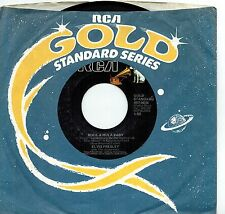MFD IN USA PICT SLEEVE 447-0635 45 RPM ELVIS PRESLEY : CAN'T HELP FALLING IN LOV
