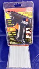 Art Craft Repair Tool 10w Electric Heating Hot Melt Glue Gun Sticks Trigger AU