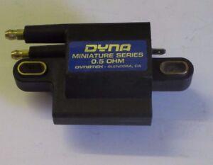 Dyantek 0.5 OHM  Hi Output Performance Mini Ignition Coil. DC11-2