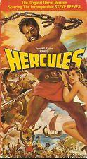 Hercules (VHS) Uncut VidAmerica SP Mode Release!