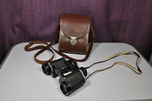 EAST GERMAN/DDR Carl ZEISS Jena JENOPTEM 8x30W binoculars & original case