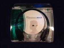 Logitech PlayGear Mod Neckband Headphones - Black/Chrome