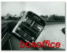 MIDLAND RED CM5T COACH  AT MIRA ON TEST  8X6 PHOTOGRAPH SALE!!