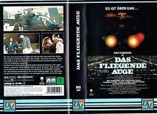 (VHS) Das fliegende Auge - Roy Scheider, Warren Oates, Malcolm McDowell, D.Stern
