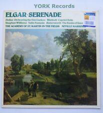 ZRG 8945 - ELGAR - Serenade MARRINER Academy of St Martin - Ex Con LP Record