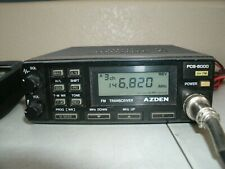 AZDEN PCS-6000 2Meter FM Transceiver - Nice