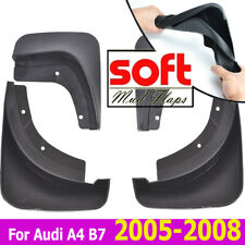 XUKEY Car Splash Guards Mud Guards Flaps For Audi A4 B7 Saloon 05-08 Mudflaps