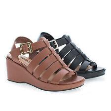 Soda Shoes  Soda GolfII 115 Girls Boots Brown