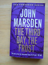 NEW The Third Day, The Frost John Marsden No 3 Tomorrow Series Paperback Book