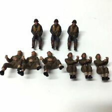 Lot 9x 21st Century Toys The Ultimate Soldier 1:32 WWII German US Army gift