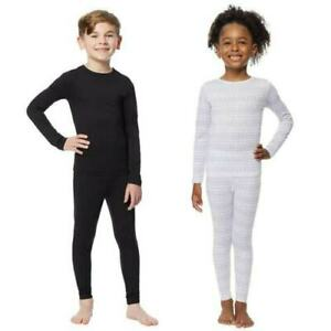 32 Degrees HEAT Kids Long sleeve crew neck + Legging set Base Set
